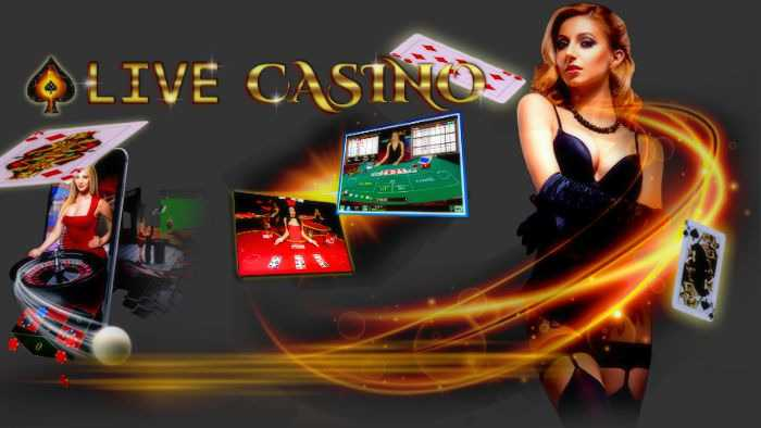 Live Casino With Dealers - Play Online Games